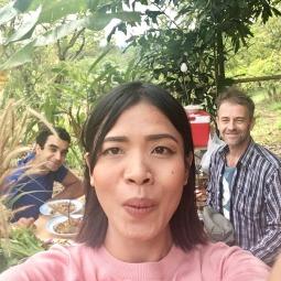 Sami, Fon and Alain