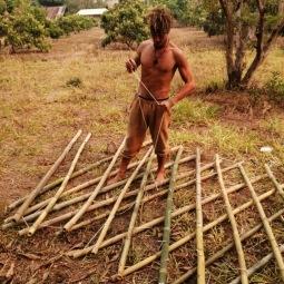 The yurt Master